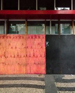 Sem título #30 - da série Mitigação sem impacto (Convite à pintura) [Untitled #30 - from the series Mitigation without impact (Invitation to painting)