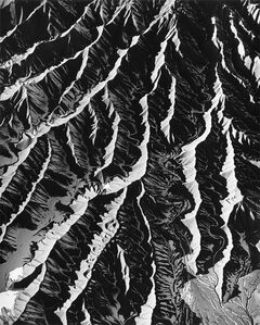 Eroded Mountain #1, Caineville, Utah