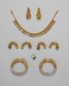 Ganymede jewelry