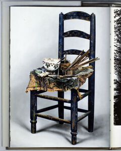 Picasso's chair
