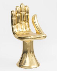 Akhenaton's hand
