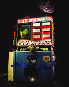 Future Machine (detail) Fuel Installation (Phase 1)