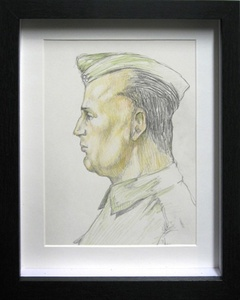 Independent Military, General, Portrait