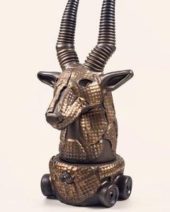 Years thief –Gazelle shell