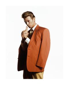 David Bowie Smoking Gun
