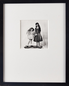 Untitled (Studio Shot, Two Girls)