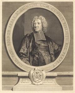 Jean Paul Bignon, Abbe du St. Quentin