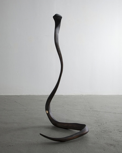 Sculptural Monai form, designed and made by Rogan Gregory