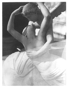 Cupid & Psyche Montparnasse Cemetery, Paris