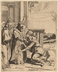 The Prodigal Son Received by His Father