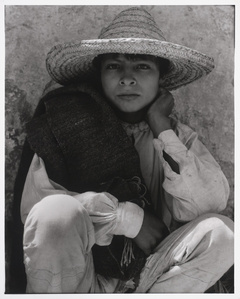 Boy, Hidalgo, Mexico
