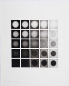 Mechano-optische Untersuchung (mechano-optic studies) Serie 3.1969