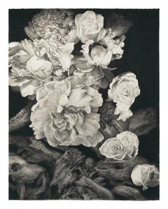 White Flowers & Bones