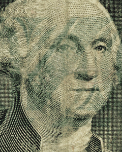 One US Dollar – Washington (from the Face of Money Series)
