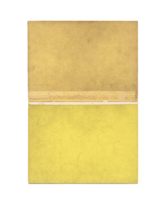 Untitled (Curry) (Yellow Rothko)