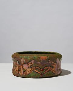 Floral Frieze Bowl