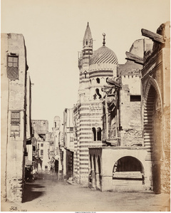 Street View in Cairo