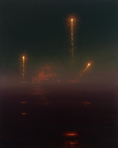 Rockets Through the Evening Fog (Mass MoCA #252)