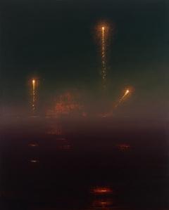 Rockets Through the Evening Fog (Mass MoCA #252)