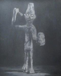 Reshef: Phonecian God of Lightening & Plague, Egyptian God of War