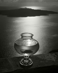 Goldfish Bowl. Santorini, Greece.