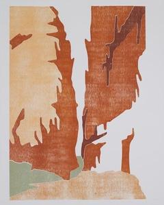 Standley Chasm c. 1942-49 (After Albert Namatjira)