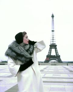 Suzy Parker en Givenchy