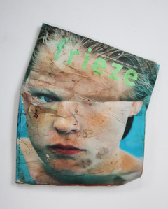 Frieze, Issue #32 ( From the serie : 32a Penton Place, Southwark,London SE17 3JT, 17 September 2010)