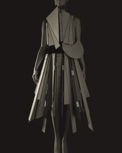 Stylized Sculpture 067, designer: Yohji Yamamoto