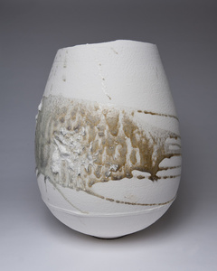 Large Vessel with Drips