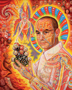ST. ALBERT AND THE LSD REVELATION REVOLUTION