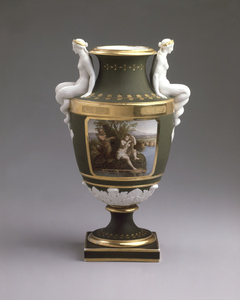 Vase with Scenes from Ovid's Metamorphoses