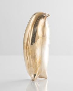 Medium Penguin Sculptural Form