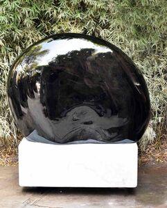 Obsidian Pebble