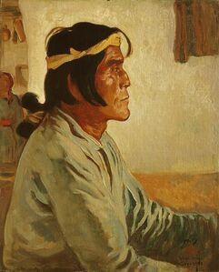 Namoki, Hopi Snake Priest