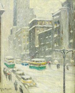 Midtown Storm - New York City