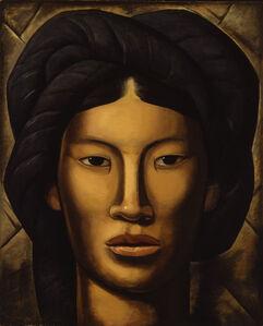 La Malinche (Young Girl of Yalala, Oaxaca)