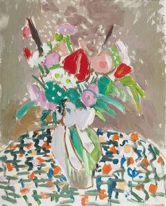 Floral Arrangement, or Spring Flowers