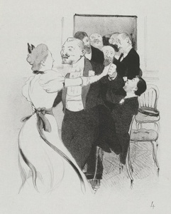 La vie de Madame Quelconque en dix tableaux...