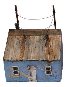 My Little House (blue)