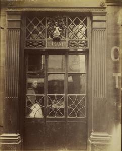 Storefront (Little Bacchus), rue Saint-Louis-en-I'Ile,
