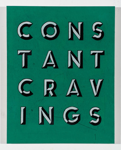 Constant Cravings (Study)