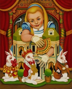 The White Rabbit's House