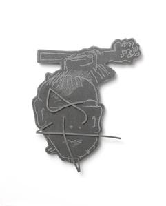 Qi, Hun, Zi Xia, brooch