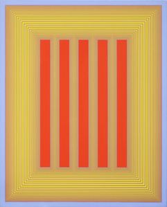 Untitled (Red and Yellow Temple)