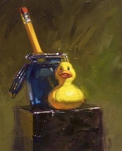 Duck 'n Pencil