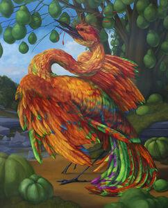 Chemical Love Birds: Schizoanalysis