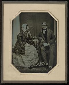 Jean-Gabriel Eynard and Anne Eynard