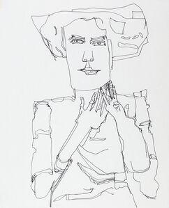After Egon Schiele III