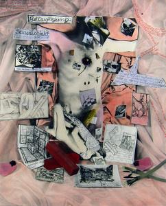 Portrait of Mr. S. (Ensemble canvas)